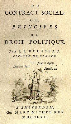 Jean-Jacques Rousseau : &quot;il n'existera jamais de dmocratie&quot; !